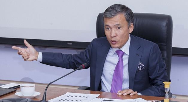 Жомарт Ертаев похитил $1 млрд и хочет стать русским