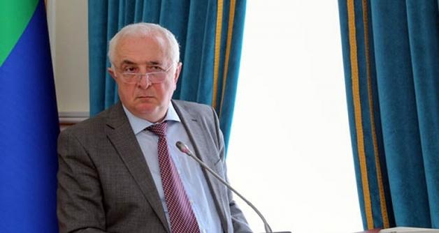 Министр Казибеков - музейный вор