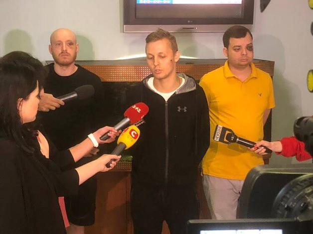 Избивали ногами: Шуфрич-младший рассказал все подробности драки в столичном ресторане