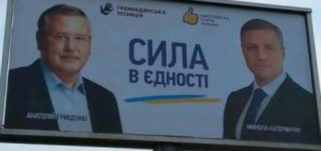 Гриценко в Президенты: все сценарии Банковой
