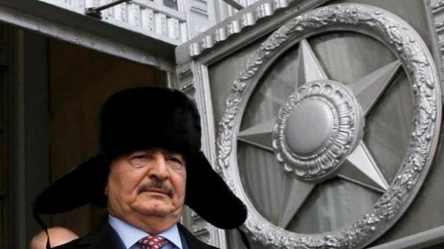 Россия перебросила бойцов спецназа в Египет