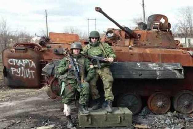 На Донбассе ликвидирован матерый российский наемник «Демон»
