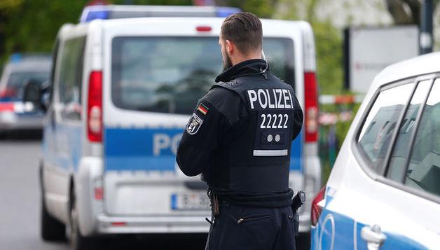 В Германии неизвестный устроил беспорядочную стрельбу, есть жертвы