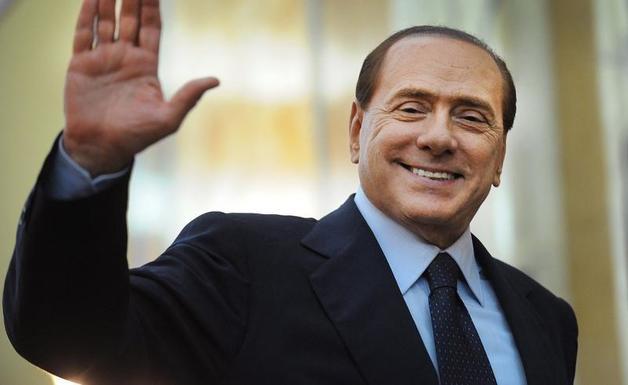 Берлускони получил 3 миллиона евро наследства от своей секретарши