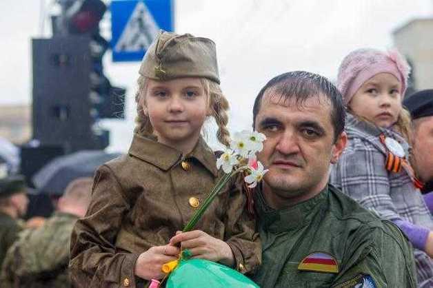 Боевика «Мамая» ликвидировали во время съемок для телеканала «Россия»