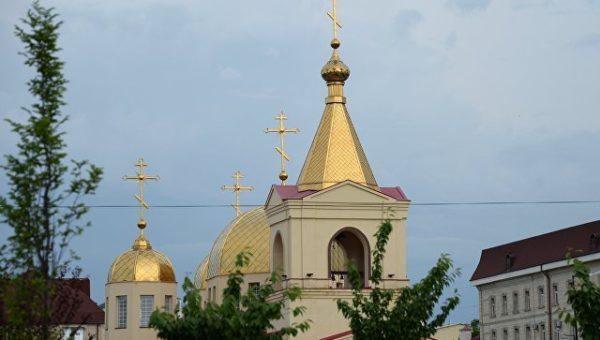 ИГИЛ взяло на себя ответственность за нападение на храм в России