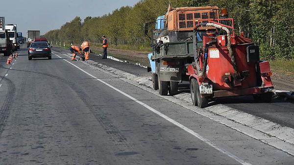 Виталий Ашихмин закатал миллионы бюджетных рублей в асфальт
