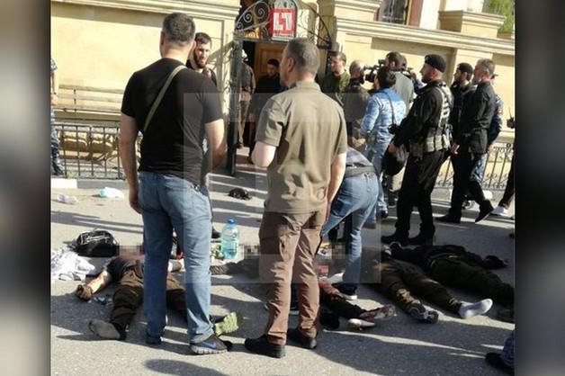 Напавшие на церковь в Грозном одолжили ружье у соседа и доехали до города на такси