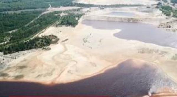 На Житомирщине под землю могут уйти три села из-за крупнейшего в мире титанового завода