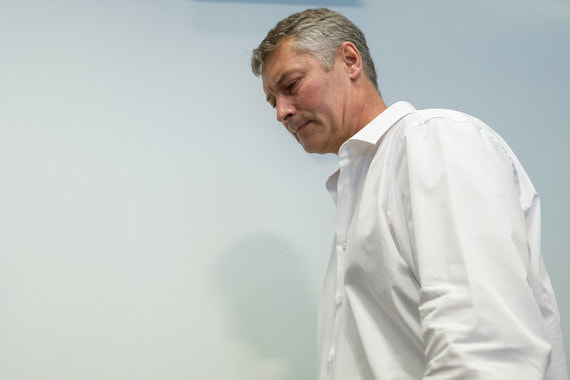 Ройзман ушел с поста мэра Екатеринбурга