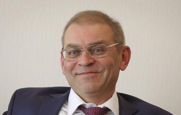 Пашинский обогатился при содействии Холодницкого