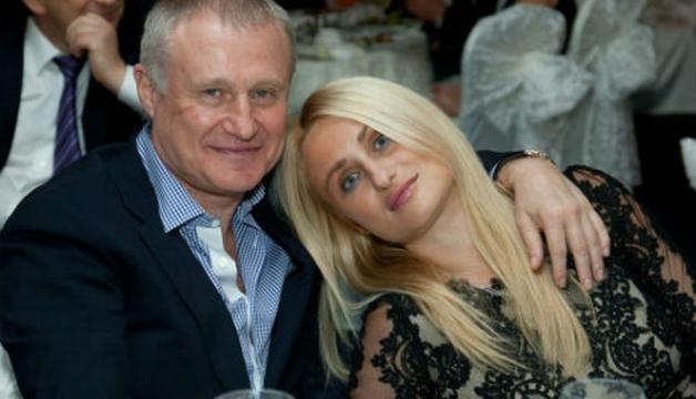 Дочь Суркиса тусит в Москве с российскими звездами и фотографируется с Сигалом