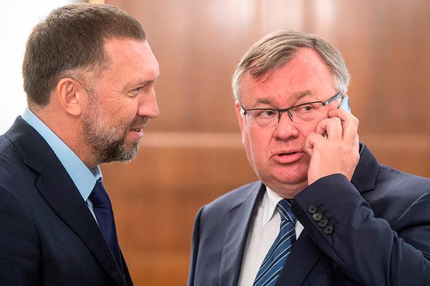 Костин рассказал о прекращении работы ВТБ с бизнесом Дерипаски