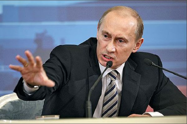Вся история правления Путина усеяна трупами. И он еще не закончил