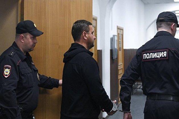 Суд арестовал бывшего мэра Ялты