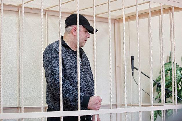 Суд арестовал задержанного накануне в Челябинске сподвижника «вора в законе» Гули