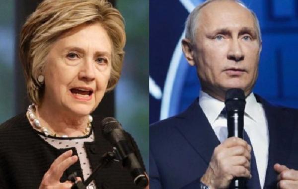 ABC News: Почему Владимир Путин ненавидит Хиллари Клинтон?