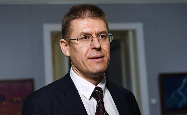 Заместитель министра культуры РФ Владимир Аристархов оказался успешным бизнесменом