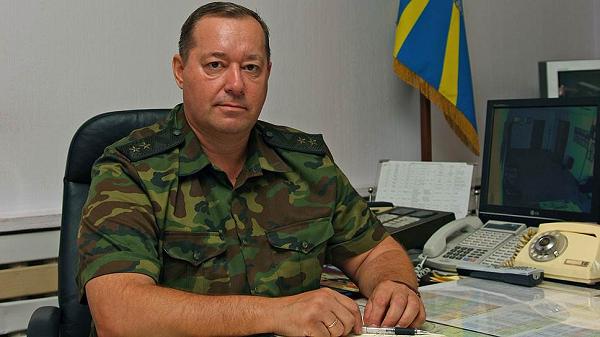 Генерала Валерия Иванова пожурили за превращение полигона ПВО в свалку твердых бытовых отходов