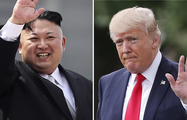 """""""Мира не будет"""": Трамп отменил встречу с Ким Чен Ыном"""