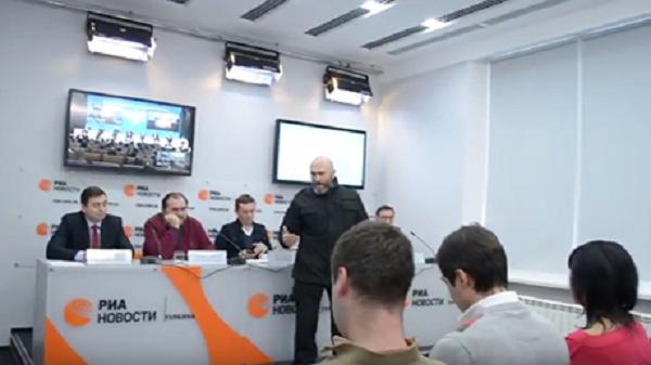 """СНБО ввел санкции против """"РИА Новости Украина"""""""