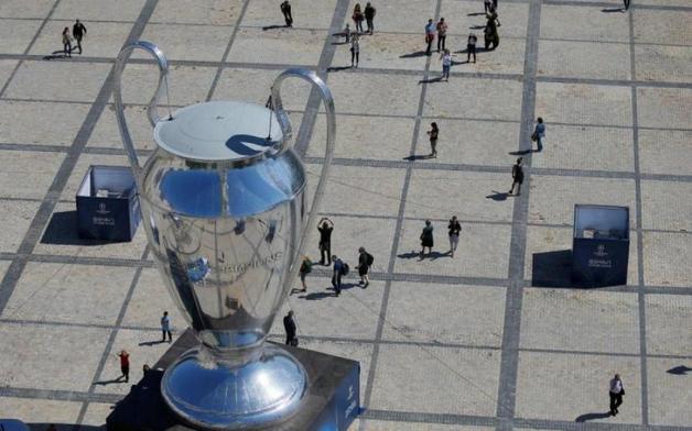 Не Роналду, и не Салах: главная звезда финала Лиги чемпионов уже в Киеве