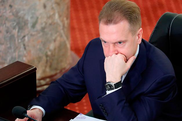 Шувалов пообещал Путину «не подвести» на посту главы ВЭБа