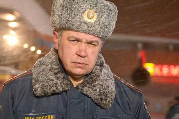 По делу о пожаре в «Зимней вишне» задержан глава МЧС Кемеровской области