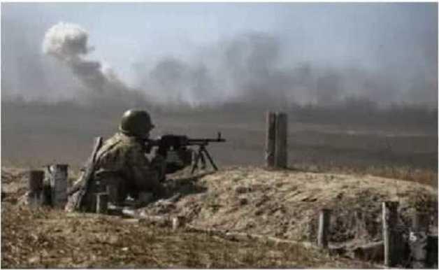 На Донбассе боевики применили минометы, 1 военный погиб