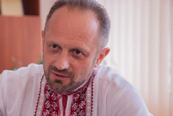В Украине появился первый официальный кандидат в президенты