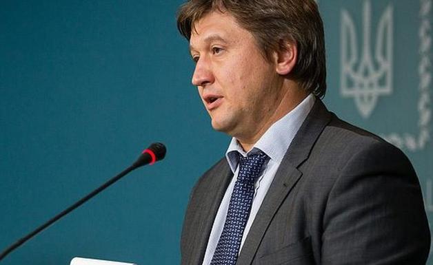 В Великобритании подтвердили, что Данилюк фальсифицировал декларицию