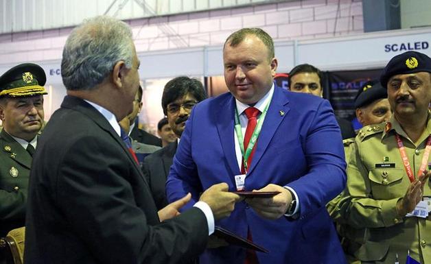 Новый гендиректор госконцерна «Укроборонпром» Букин оказался миллионером