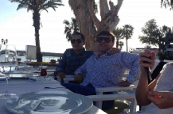 «Грустный праздник»: В Стамбуле избит и «раскоронован» зять Црипы, Темур Чурадзе