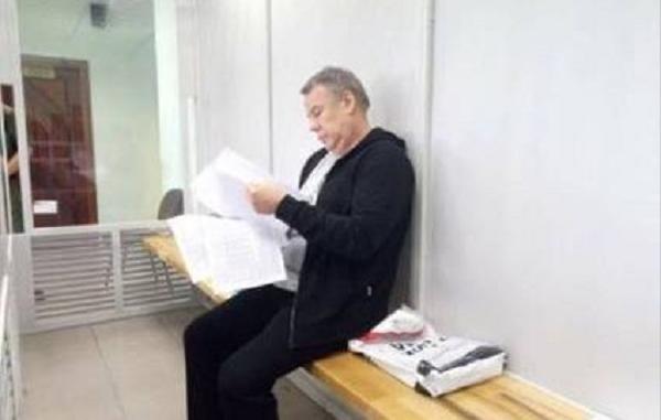 Бывшего начальника харьковской налоговой Денисюка отпустили из СИЗО