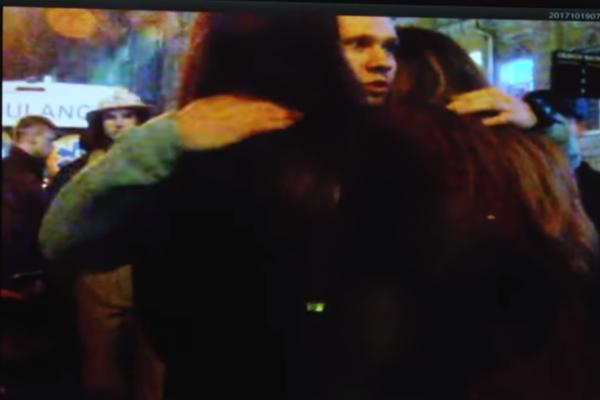 """""""Не снимайте! Я вызову адвоката!"""" Появилось видео с Зайцевой в первые минуты после ДТП в Харькове"""