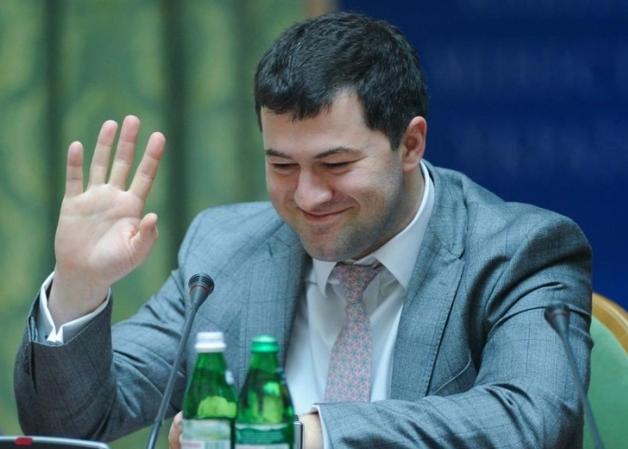100 млн от жены: пять сценариев развития дела Насирова