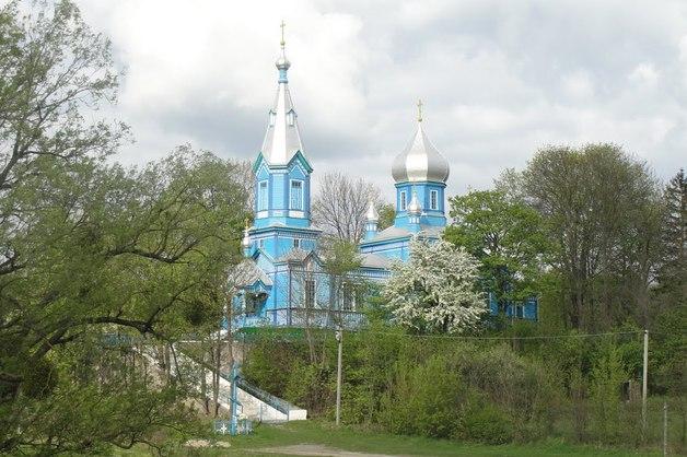 В Хмельницкой области из церкви украли иконы XVIII века стоимостью 100 тыс грн
