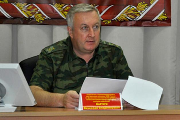 Суд оставил обвиняемого во взятке генерала Варчука в СИЗО
