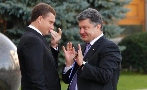 Левочкин взялся за «слив» очередного Президента