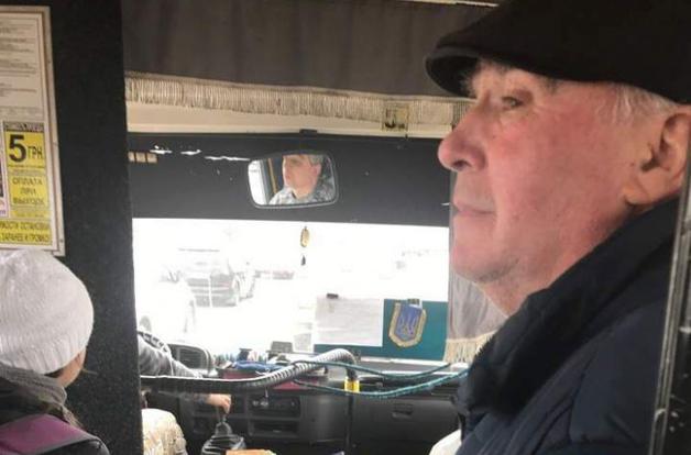 Карманника-пенсионера поймали на горячем в городской маршрутке