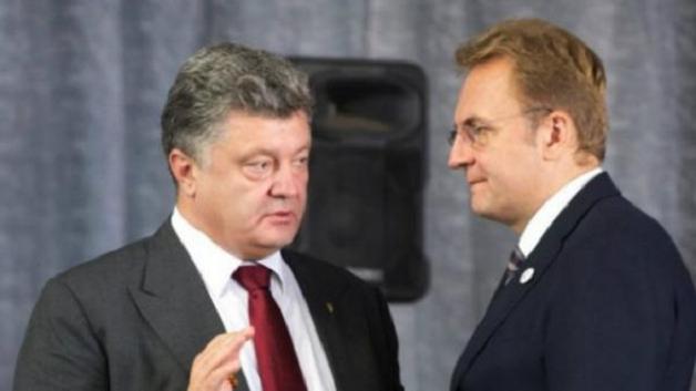 """Садовый рассказал, как Порошенко """"сватал"""" его в премьеры"""