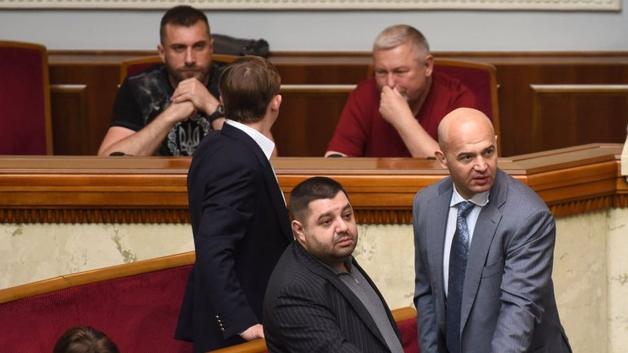 Драма БПП: как нервничал департамент Кононенко-Грановского во время голосования по НАБУ