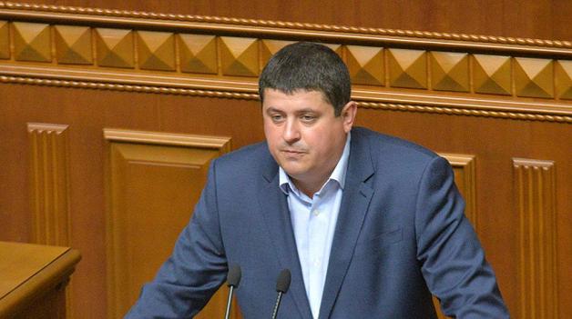"""Депутат из """"Народного фронта"""" сравнил Украину с нацистской Германией"""