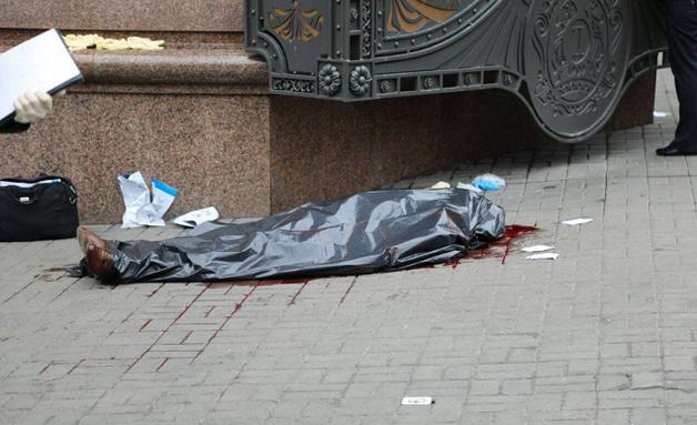 Убийство критика Путина отличается кровавостью и хаотичностью