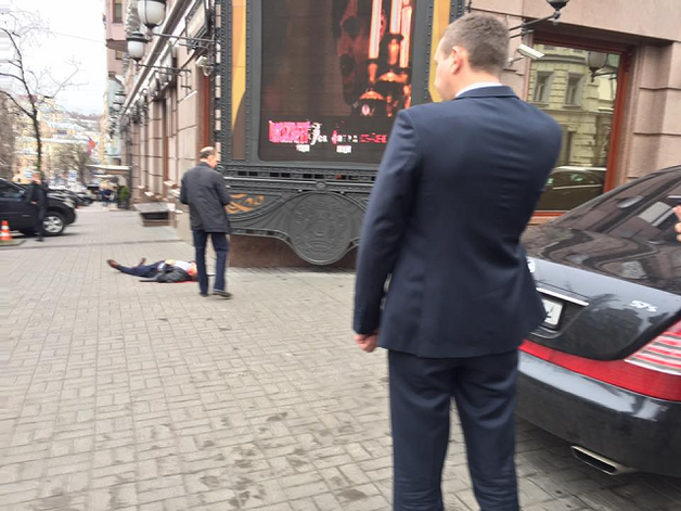 Адвокат Вороненкова в середине марта сообщил ФСБ адрес проживания подзащитного