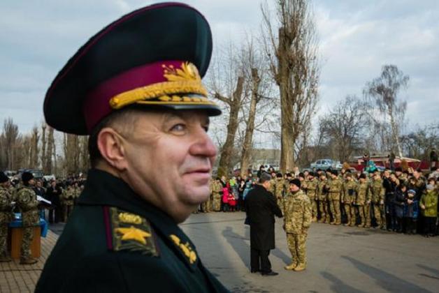Министр обороны Полторак продал квартиру в Киеве и живет в гостинице