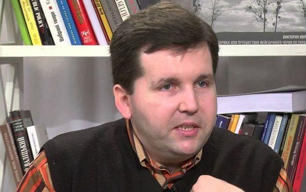 В Киеве из высотки выпал известный политолог, полиция предполагает умышленное убийство