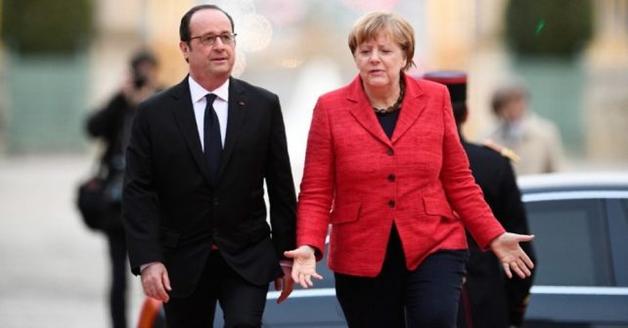 Тень Кремля над выборами во Франции и Германии