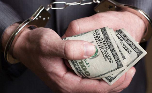 В Измаиле задержали адвоката, который требовал миллион гривен