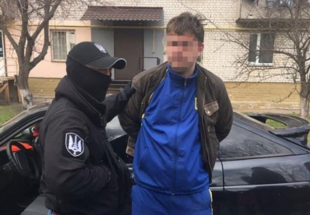 В Борисполе на взятке задержали замначальника следственного отдела полиции